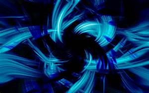 Black and Blue Abstract Backgrounds 1257 - HD Wallpaper Site
