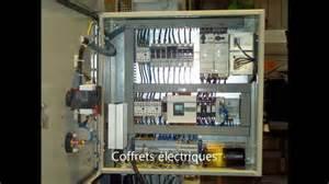 Armoire Electrique by Diaporama C 226 Blage 233 Lectrique Industriel Youtube