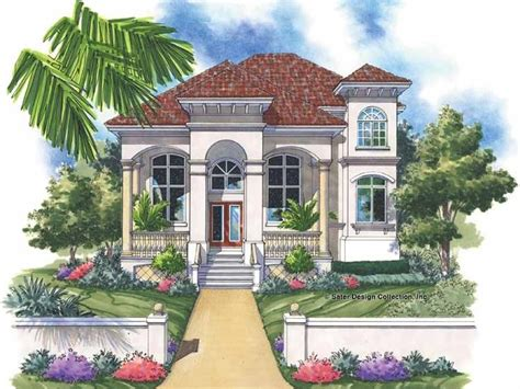88 Best Key West House Plans Images On Pinterest