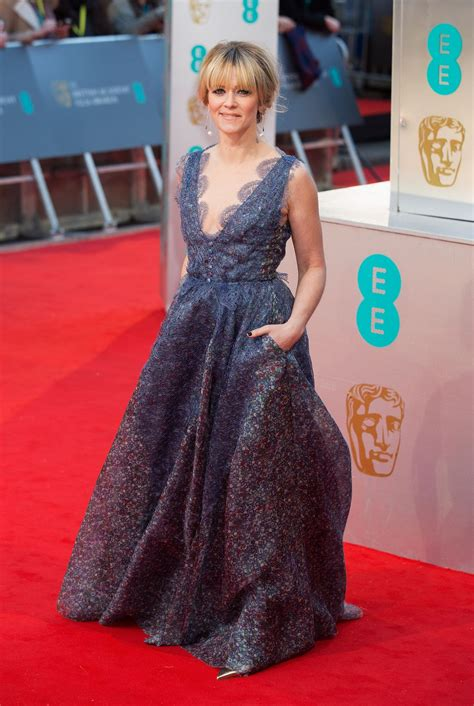 She is extremely sensitive, perceptive, and a bit shy. Edith Bowman - EE British Academy Film Awards 2015 in ...