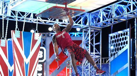 richardson najee ninja warrior nbc american finals stage