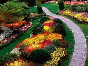 Bedroom : Grant Flower Bed Ideas To Make Beautiful Garden