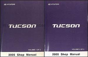 2005 Hyundai Tucson Electrical Troubleshooting Manual Original