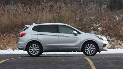 Buick Envision Review by 2017 Buick Envision Review Photo