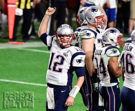 The Patriots Win Super Bowl 49 And As The Game Ends In A