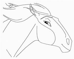 Spirit Stallion Of The Cimarron Coloring Pages Coloring