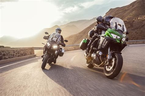 Kawasaki Versys 1000 2019 by Eicma 2018 Updated 2019 Kawasaki Versys 1000 Revealed