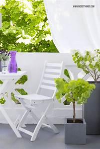 Deko Für Ecken : deko f r den kleinen balkon graue pflanzk bel frischer ~ Michelbontemps.com Haus und Dekorationen