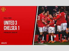 Manchester United vs Chelsea 21 Highlights