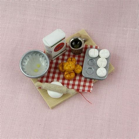 cuisine patisserie ustensiles cuisine patisserie miniature poupée