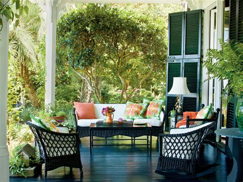 Southern Front Porch Whistler by Charming Southern Front Porch Southern Living