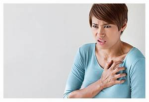 Chest Pain In A Young Woman