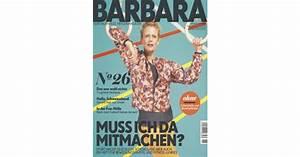 Amazon Gutschein Prüfen : barbara jahresabo f r 37 40 amazon gutschein als pr mie ~ Markanthonyermac.com Haus und Dekorationen
