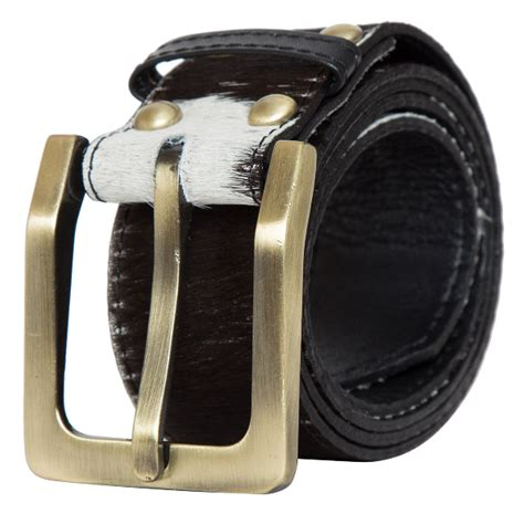 Cowhide Belts by Cowhide Belt The Cowhide Company