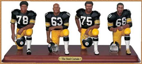 The Steel Curtain Steelers by Steel Curtain