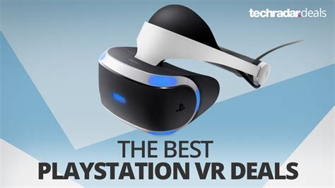 the best cheap playstation vr bundles and deals in february 2018 techradar