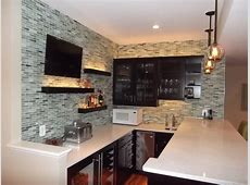 Basement Bar1 Modern Wine Cellar dc metro by