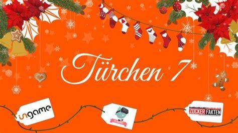 Adventskalender Tuerchen 7 by Adventskalender T 252 Rchen 7 Vr Nerds