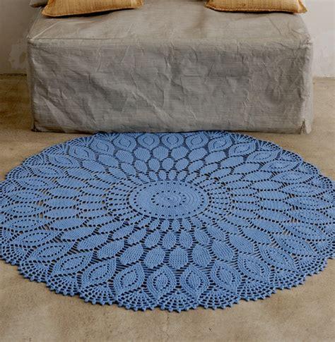 mod 232 le tapis en rosace au crochet mod 232 les gratuits accessoires phildar