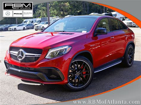 New 2018 Mercedes-benz Gle Gle 63 S Amg® Coupe Coupe In