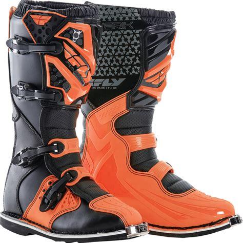 boys motocross boots 119 95 fly racing youth boys maverick boots 997944