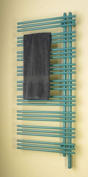 Runtal Towel Warmers by Runtal Versus Vtrel 6923 Hardwired Mounted Towel Warmer