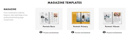 Top 5 Free Indesign Template Resources  Creative Studios
