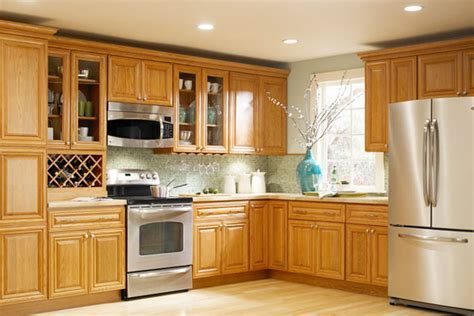 Kitchen Cabinets: extraordinary oak kitchen cabinets ideas