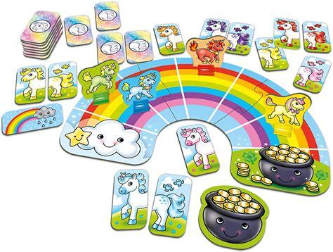บอร์ดเกมส์ Orchard Toys, Rainbow Unicorns