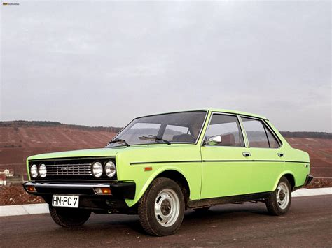 Fiat 124 Sport Coupe