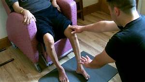 Recovery Paralyzed By Acupressure