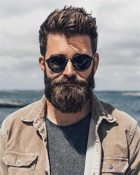 styles for guys amazingly masculine beard styles for guys mens hairstyles 2018