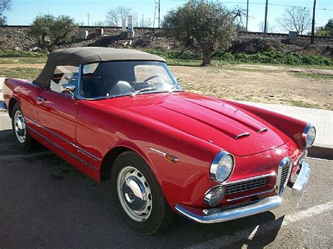 1960 Alfa Romeo 2000 Touring Spider For Sale , Germany