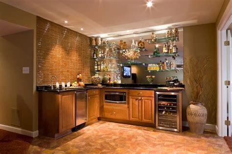 Basement Kitchen Bar by Kitchen B Dunn Interiors Interior Design And Staging