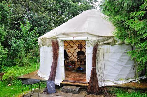 Brockley Yurt Company Plans Big Tent