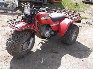 1985 Honda Big Red Atc 250 Es 3 Wheeler Bigiron Auctions