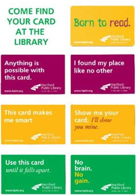 library cards ideas   library card library