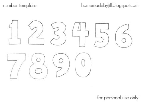number templates number templates beepmunk
