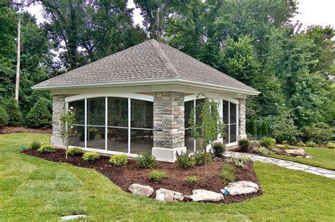 backyard pavilion ideas backyard pavilion