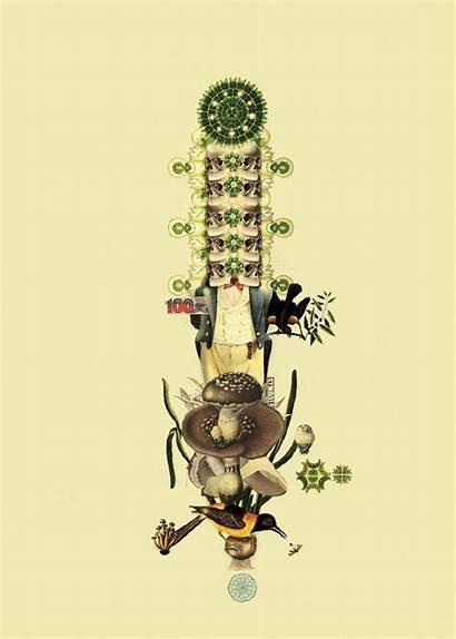 Toledo Luis Ganesha Artist Surrealism Patternbank