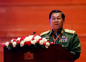 Thailand Honors Myanmar's Military Chief with Medal ...