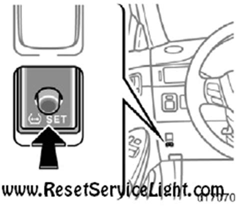 how to clear tire pressure light on toyota camry check light pressure tire toyota