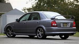 2003 Mazda Mazdaspeed Protege Sedan Specifications