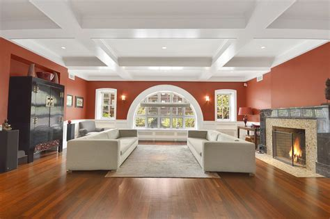 Modern Coffered Ceiling by The Coffered Ceiling For Architectural Enhancement