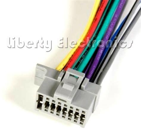 new wire harness for panasonic cq c1303u cq c1304u cq c1305u ebay
