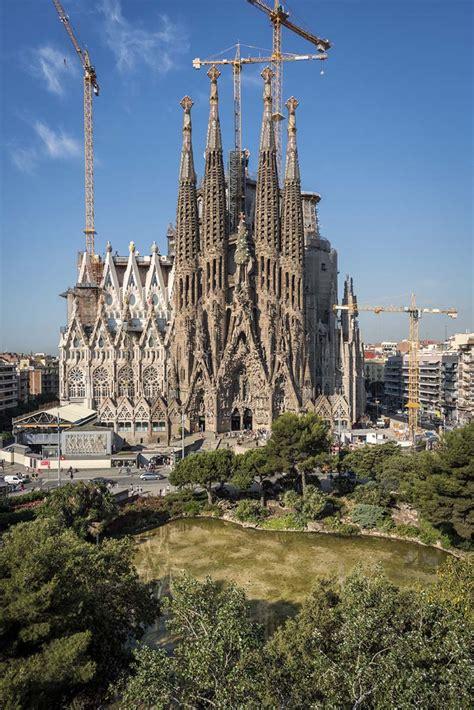 Material Marvels: Basilica de la Sagrada Família   IOM3