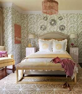 Idees et conseils pour une deco style anglais reussie for Deco chambre style anglais