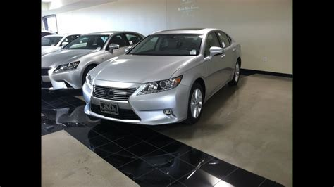 lexus esh luxury start   depth