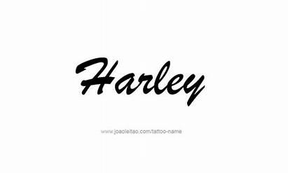 Harley Tattoo Designs