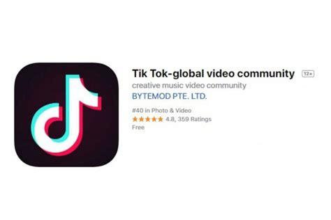 indonesia overturns ban on app tik tok asia news asiaone